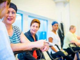 Effecten van fysieke training op vermoeidheid bij kanker