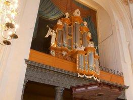 Bijzonder orgelconcert door jonge Laurens de Man