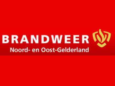 Wie stak een appartement in Harderwijk in brand?