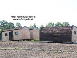 Na bezwaren omwonenden: tweede mogelijke locatie off-grid tiny houses Harderwijk