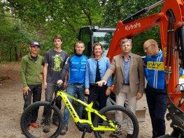 Nieuwe ATB route in Ermelo en Harderwijk