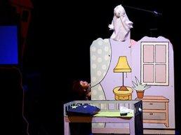 Poppentheater Koekla met 'Het Spookje' 4+