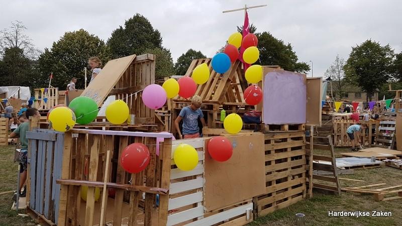 Donderdag: Huttenfeest 2018 1
