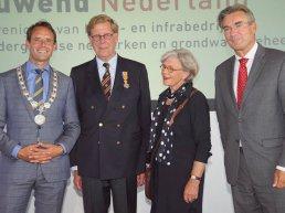 Hoge Koninklijke onderscheiding voor Jan Bijker