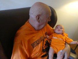 Positief effect poppen op mensen met dementie