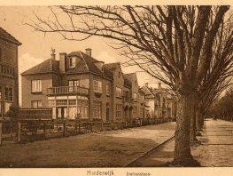 Herinner je je Harderwijk: Stationslaan