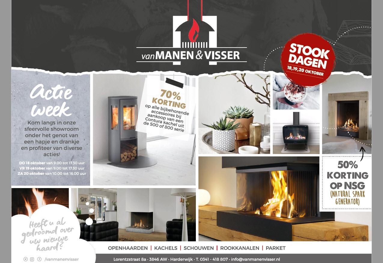 Actieweek bij Manen & Visser Harderwijk