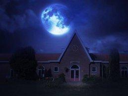 Halloween Griezeltocht door het gruwelijke 'gootgat' Harderwijk