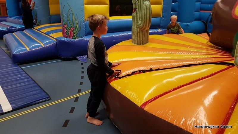 Springkussenfestijn in De Rumels 24 oktober 2018 1