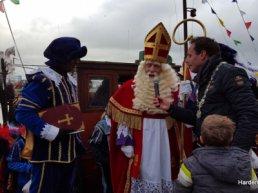 Intocht Sinterklaas Harderwijk