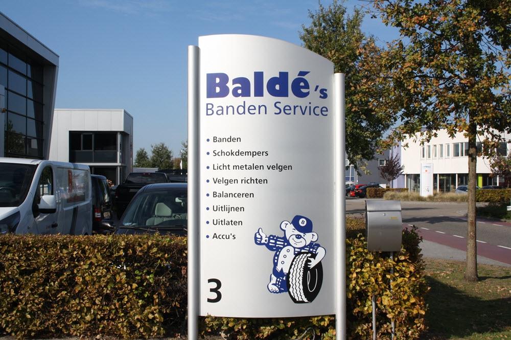 Vacatures Balde's Banden Service Ermelo