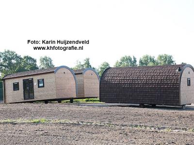 Raad stemt in met Tiny Houses aan de rand van Drielanden
