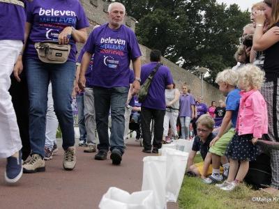 Kick-off Samenloop voor Hoop Harderwijk