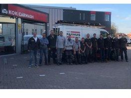 Enthousiaste ondernemers ondersteunen MHC DE Mezen