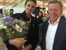 Gouden K voor directeur Stadsmuseum Harderwijk