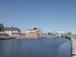 Gezamenlijke verklaring partijen in de gemeenteraad van Harderwijk omtrent bouw horecapand aan de Havendam