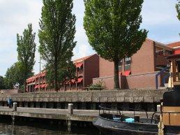 Start Wind Challenge scholieren in Harderwijk