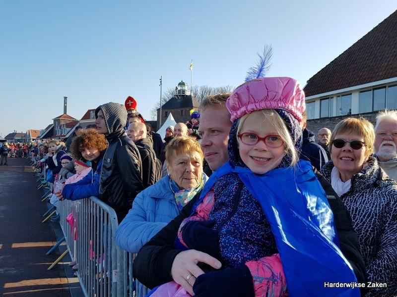 Intocht Sinterklaas 2018 2