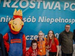 Veel eremetaal voor Lisa Kruger in Polen