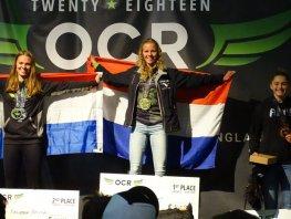 CCNV-scholier Elisa Mul is wereldkampioen obstakelrennen