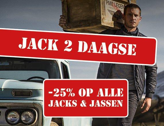 Jack 2 daagse bij Germano Menswear Harderwijk