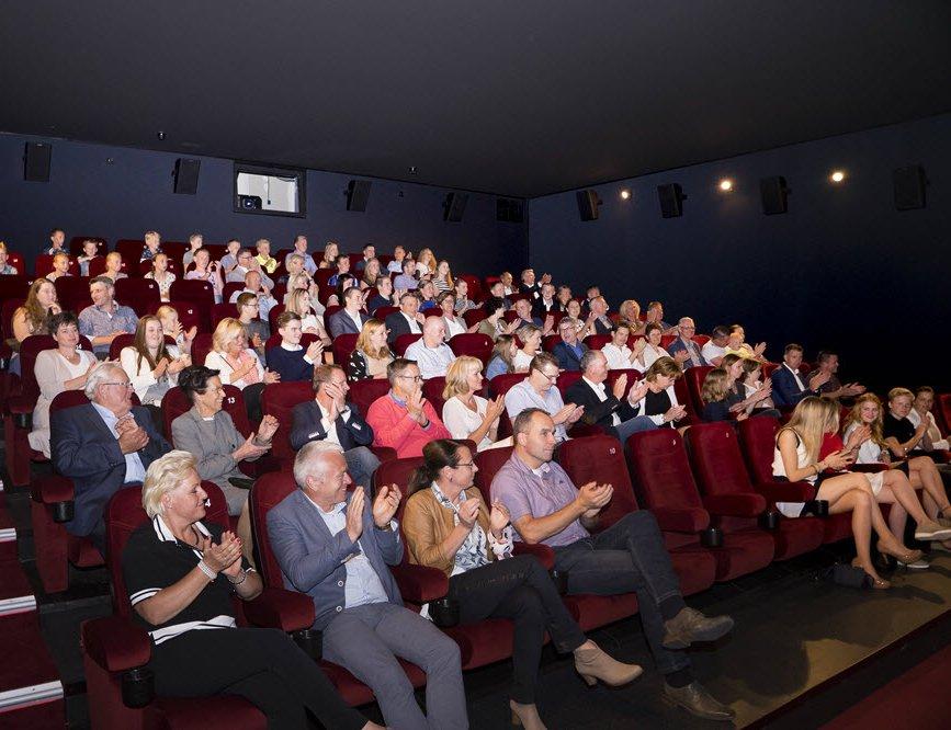 Vacature: Teamleider bioscoop Kok CinemaxX