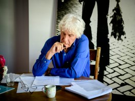 Paul van Vliet leesvoorstelling in Ermelo
