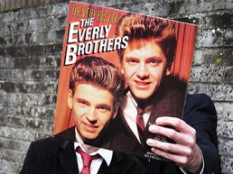 The Wieners met 'The Everly Brothers'
