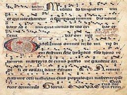 Gregoriaans, echo van de eeuwigheid