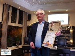 Dries van den Berg gekozen tot Harderwijker van het Jaar 2018