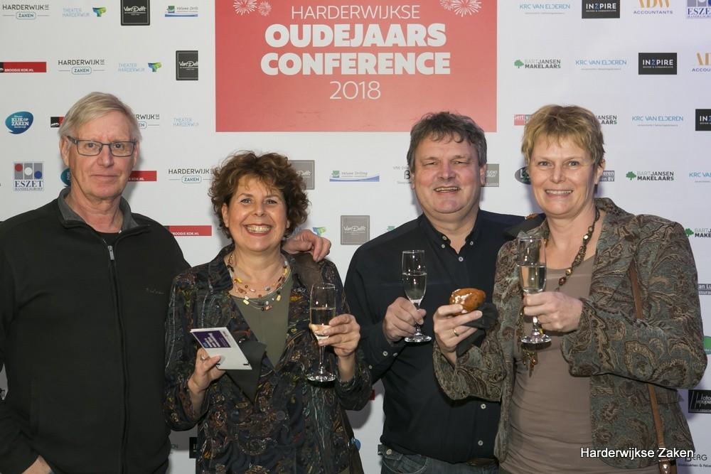 De Harderwijkse Oudejaarsconference 11 december 2018 1