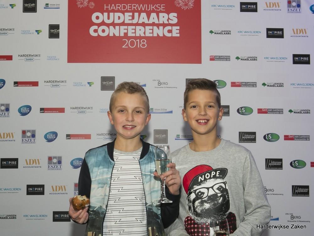De Harderwijkse Oudejaarsconference 11 december 2018 2