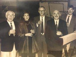 Jan Landman en Evert Jacobs nemen afscheid van de Rumels: ,,Maar het blijft wel een kindje van ons''