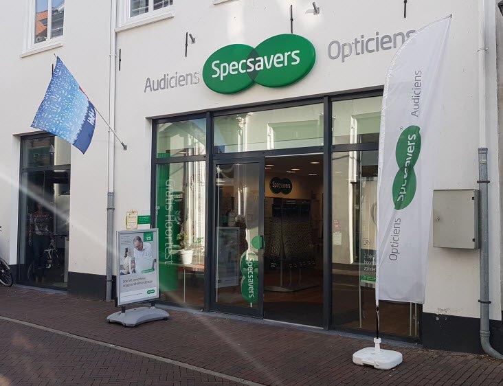 Specsavers Harderwijk deelt gratis gehoorbescherming en vuurwerkbrillen uit op 22 en 29 december!