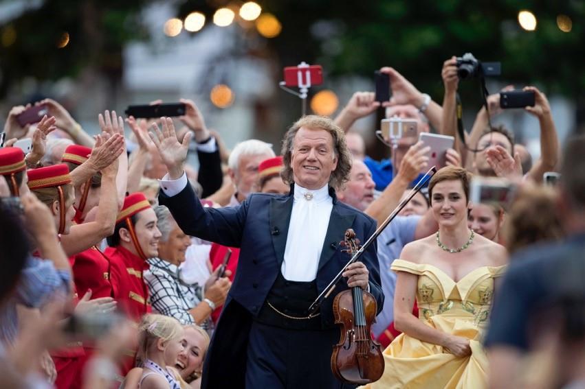 André Rieu's Nieuwjaars Concert uit Sydney