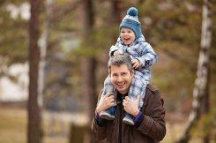 Winterse gezinswandeling landgoed Staverden