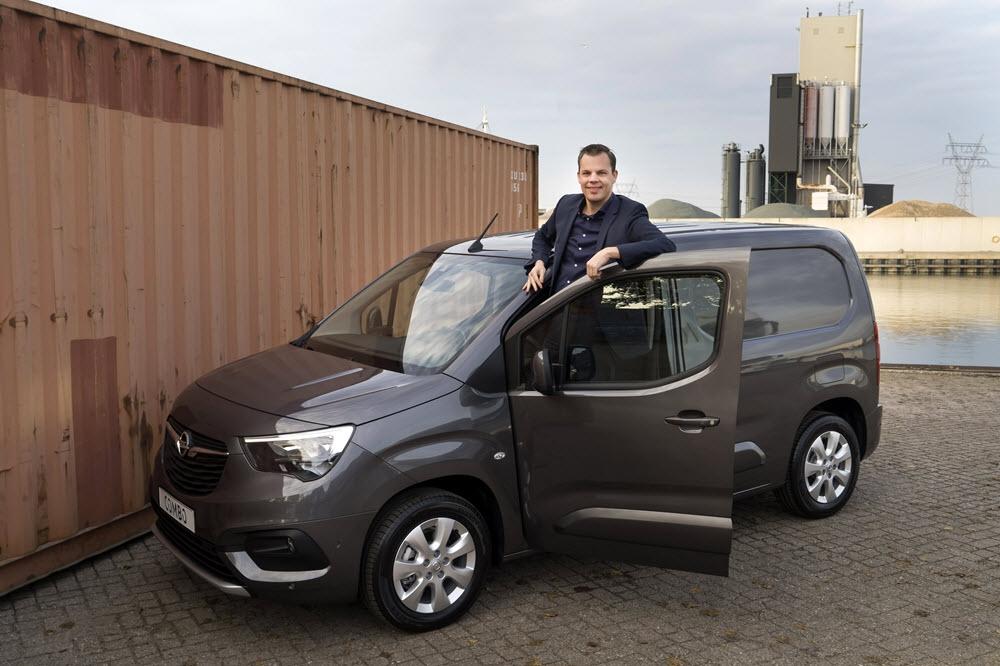 Broekhuis lanceert nieuwe Opel Combo 'Innovatie zit in DNA van dit bedrijf'
