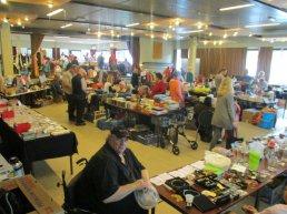 Rommelmarkt wijkvereniging stadsdennen & Frankrijk