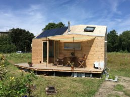 Gezocht: pioniers voor tiny houses