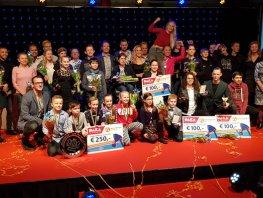 Winnaars Sportverkiezingen Harderwijk 2018
