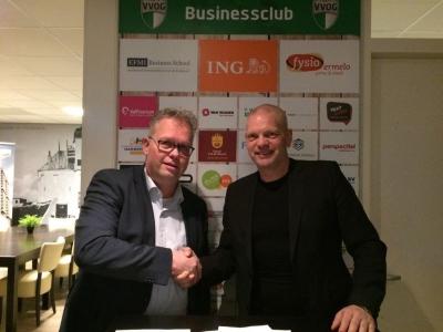 Pieter Mulders vanaf komend seizoen nieuwe trainer VVOG 1