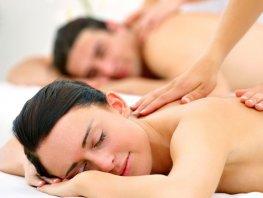 Valentijn DUO Massage: gezelligheid en ontspanning in 1