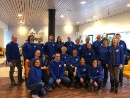 UWV-medewerkers aan het werk op Sonnevanck