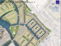 Plaatje van derde fase Waterfront nu ook bekend