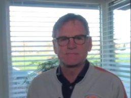 Voormalig VVOG trainer Dwight Lodeweges gelooft er in