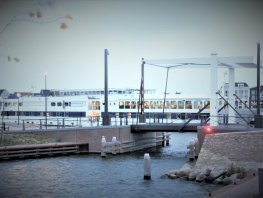 Open 'boot' vakantieschip Prins Willem-Alexander