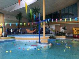 VVD blij met vervolgstap voor de nieuwbouw van het zwembad, maar blijft kritisch op de kosten