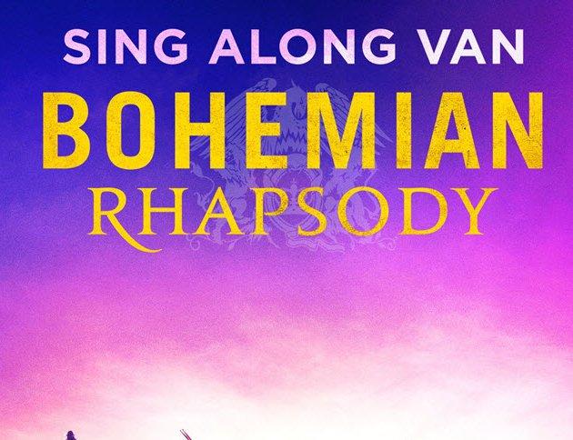 Sing a long Bohemian Rhapsody
