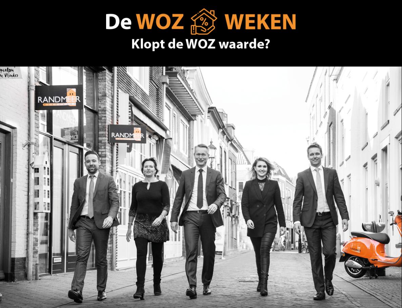 Heeft u vragen over de WOZ, Randmeer Makelaars wil ze graag beantwoorden!