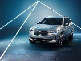 BMW iX3 nu online te reserveren